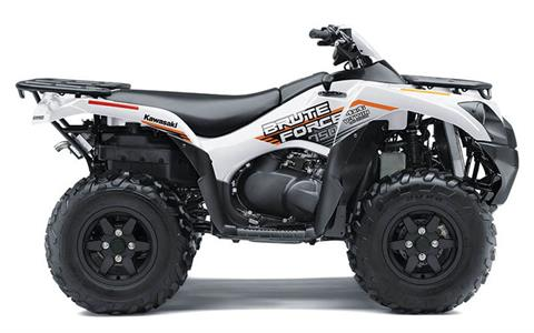 2021 Kawasaki Brute Force 750 4x4i EPS in Junction City, Kansas