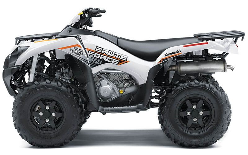 2021 Kawasaki Brute Force 750 4x4i EPS in Ukiah, California - Photo 2