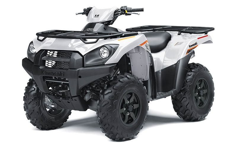 2021 Kawasaki Brute Force 750 4x4i EPS in Wasilla, Alaska - Photo 3