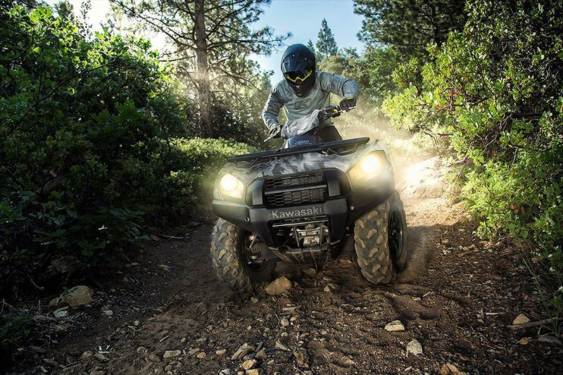 2021 Kawasaki Brute Force 750 4x4i EPS in Plymouth, Massachusetts - Photo 8