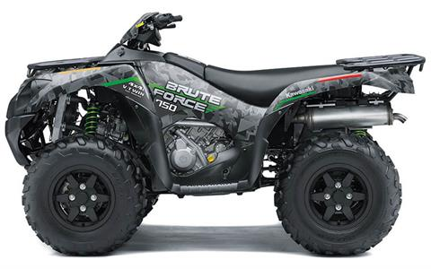 2021 Kawasaki Brute Force 750 4x4i EPS in Santa Clara, California - Photo 2