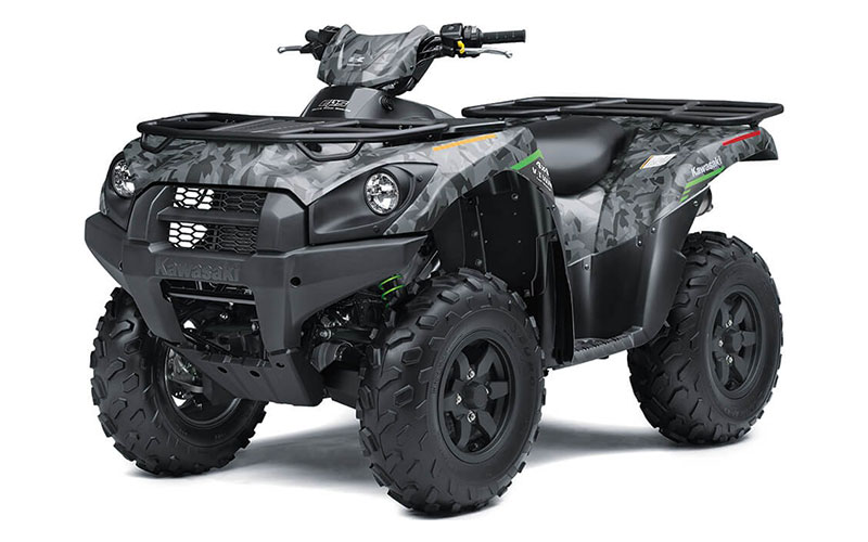 2021 Kawasaki Brute Force 750 4x4i EPS in Santa Clara, California - Photo 3