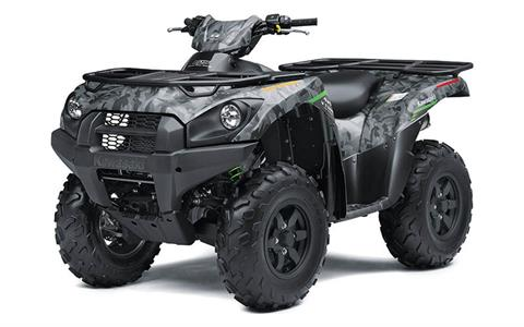 2021 Kawasaki Brute Force 750 4x4i EPS in Ennis, Texas - Photo 3