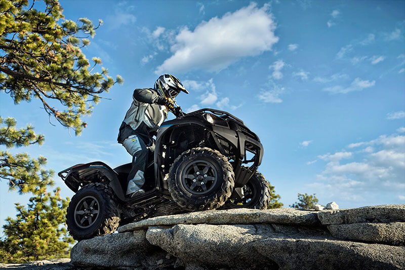 2021 Kawasaki Brute Force 750 4x4i EPS in South Paris, Maine - Photo 4