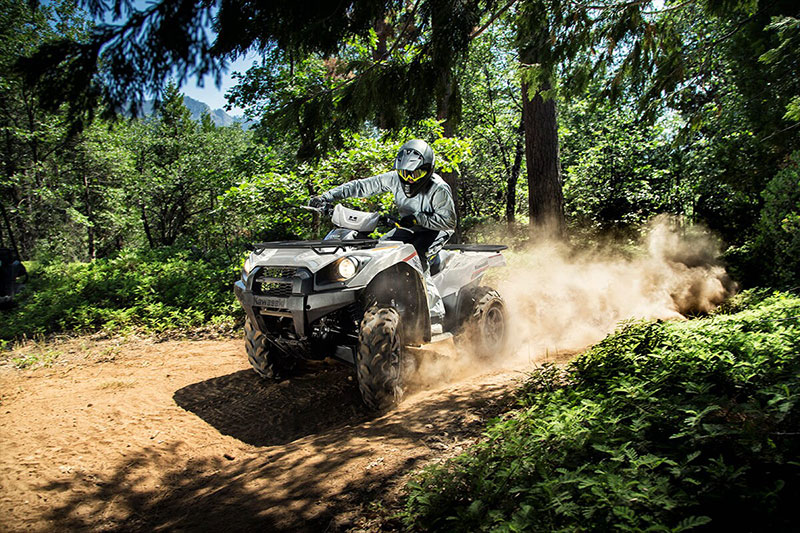 2021 Kawasaki Brute Force 750 4x4i EPS in Plymouth, Massachusetts - Photo 6