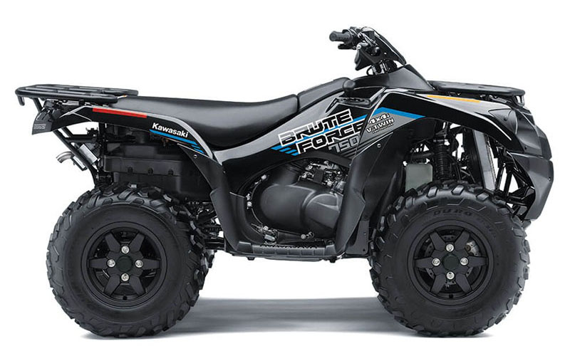 2021 Kawasaki Brute Force 750 4x4i EPS in Merced, California - Photo 1