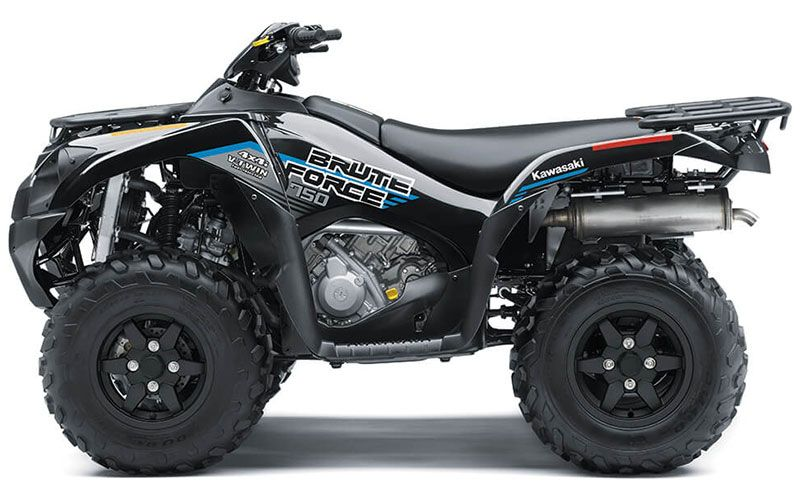 2021 Kawasaki Brute Force 750 4x4i EPS in Sacramento, California - Photo 2
