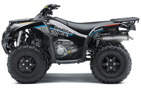 2021 Kawasaki Brute Force 750 4x4i EPS in Conroe, Texas - Photo 2