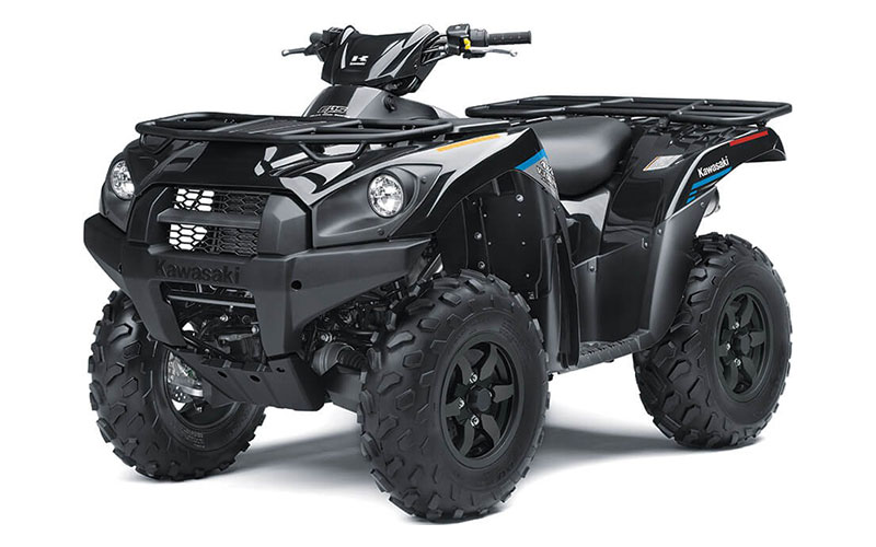 2021 Kawasaki Brute Force 750 4x4i EPS in San Jose, California - Photo 3
