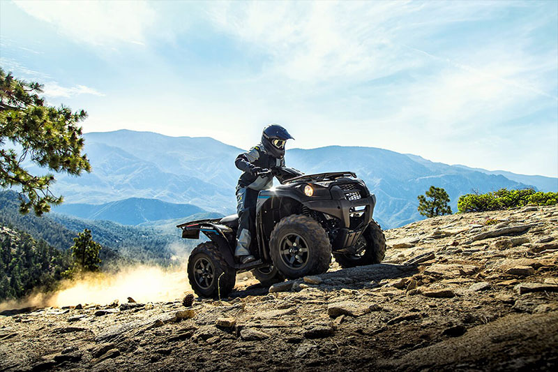 2021 Kawasaki Brute Force 750 4x4i EPS in Conroe, Texas - Photo 5