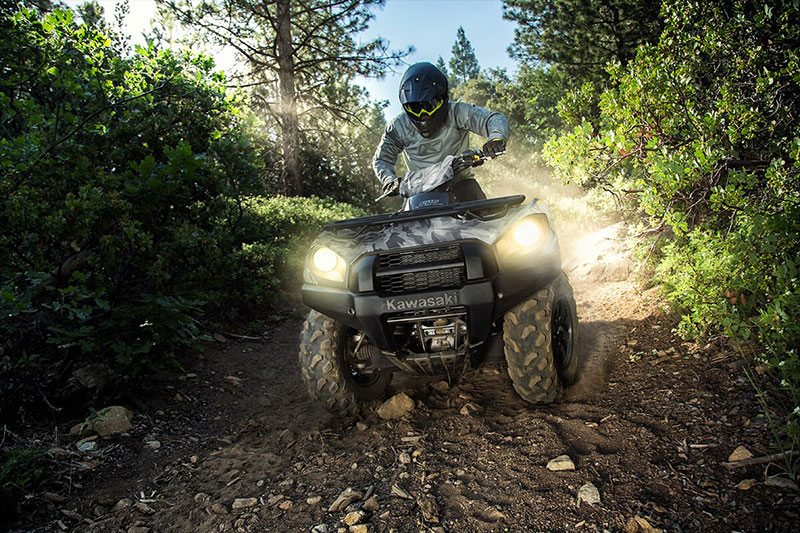 2021 Kawasaki Brute Force 750 4x4i EPS in Conroe, Texas - Photo 8