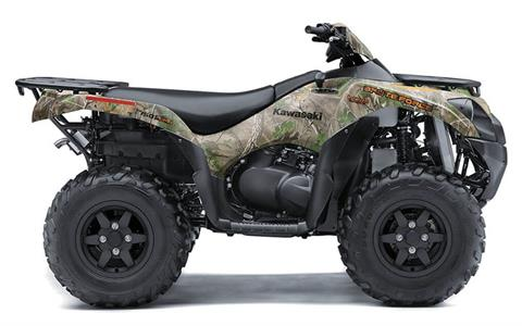2021 Kawasaki Brute Force 750 4x4i EPS Camo in Plymouth, Massachusetts