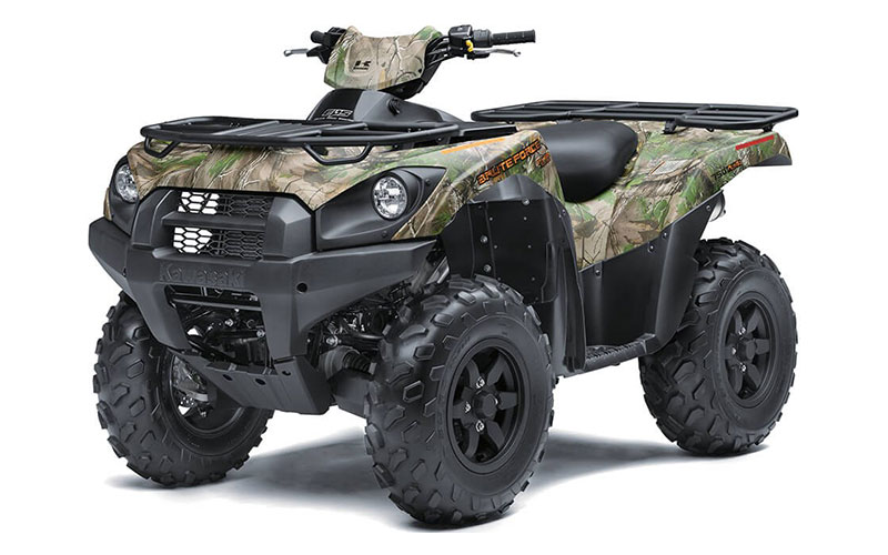2021 Kawasaki Brute Force 750 4x4i EPS Camo in Sully, Iowa - Photo 3
