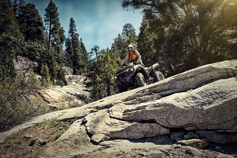 2021 Kawasaki Brute Force 750 4x4i EPS Camo in Goleta, California - Photo 4