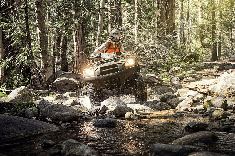 2021 Kawasaki Brute Force 750 4x4i EPS Camo in Danbury, Connecticut - Photo 5