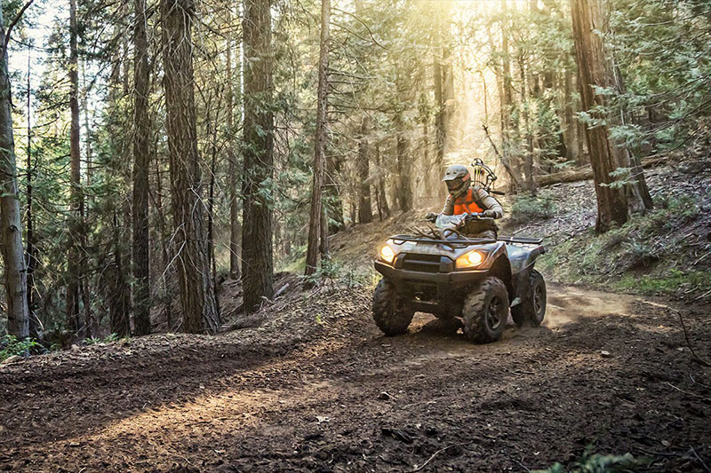 2021 Kawasaki Brute Force 750 4x4i EPS Camo in Goleta, California - Photo 6
