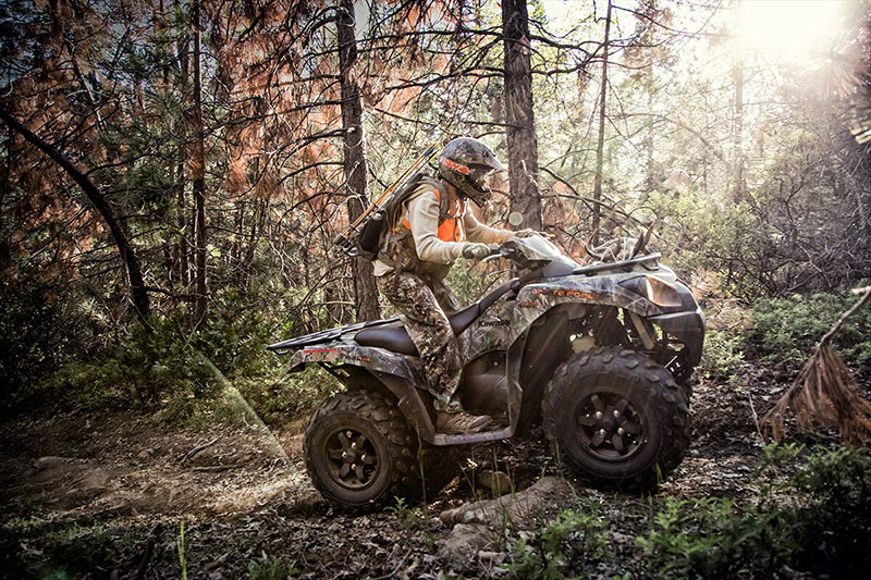 2021 Kawasaki Brute Force 750 4x4i EPS Camo in Wilkes Barre, Pennsylvania - Photo 7