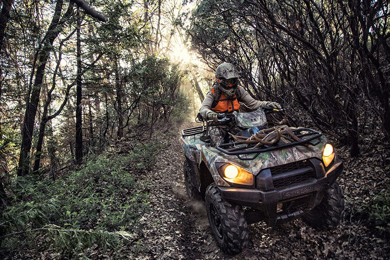 2021 Kawasaki Brute Force 750 4x4i EPS Camo in Orlando, Florida - Photo 8