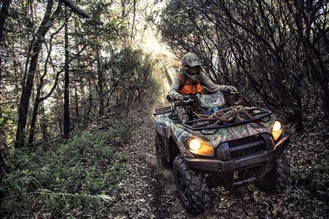 2021 Kawasaki Brute Force 750 4x4i EPS Camo in Gonzales, Louisiana - Photo 8