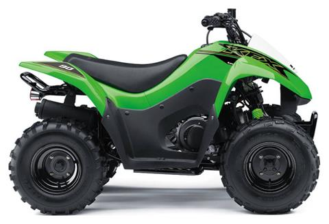 2021 Kawasaki KFX 90 in Plymouth, Massachusetts