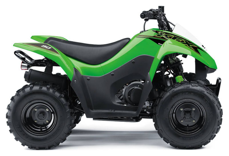 2021 Kawasaki KFX 90 in Corona, California - Photo 1