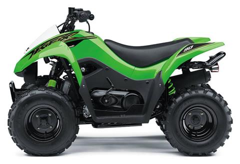 2021 Kawasaki KFX 90 in Harrisburg, Illinois - Photo 2