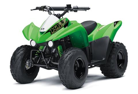 2021 Kawasaki KFX 90 in Westfield, Wisconsin - Photo 3