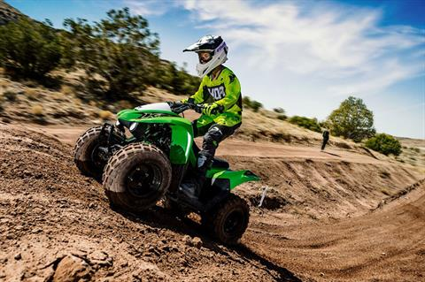 2021 Kawasaki KFX 90 in Ukiah, California - Photo 7