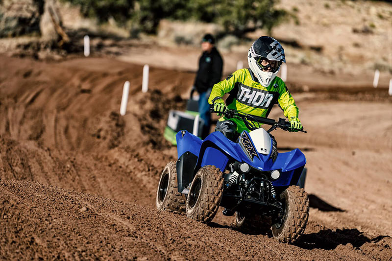 2021 Kawasaki KFX 90 in Mineral Wells, West Virginia - Photo 8