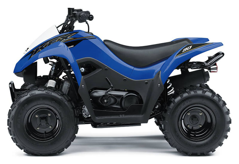 2021 Kawasaki KFX 90 in Sacramento, California - Photo 2