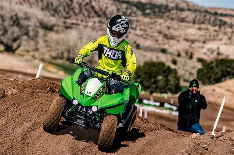 2021 Kawasaki KFX 90 in Bakersfield, California - Photo 4
