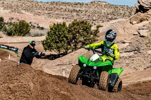 2021 Kawasaki KFX 90 in Bakersfield, California - Photo 6