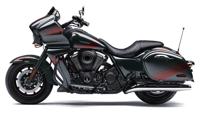 2021 Kawasaki Vulcan 1700 Vaquero ABS in Lafayette, Louisiana - Photo 2