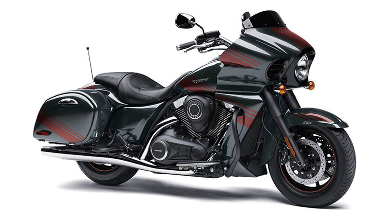 2021 Kawasaki Vulcan 1700 Vaquero ABS in Middletown, New Jersey - Photo 3