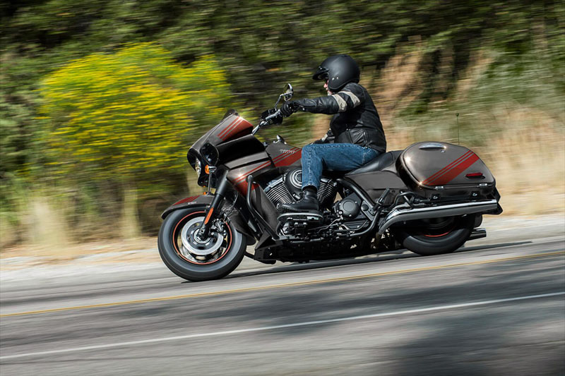 2021 Kawasaki Vulcan 1700 Vaquero ABS in Everett, Pennsylvania - Photo 6