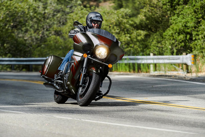 2021 Kawasaki Vulcan 1700 Vaquero ABS in Glen Burnie, Maryland - Photo 8