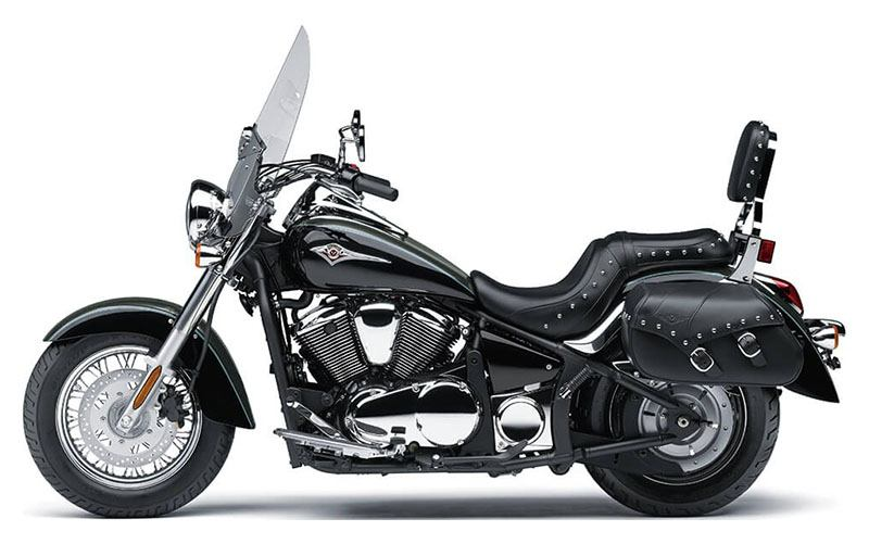 2021 Kawasaki Vulcan 900 Classic LT in Plymouth, Massachusetts - Photo 2