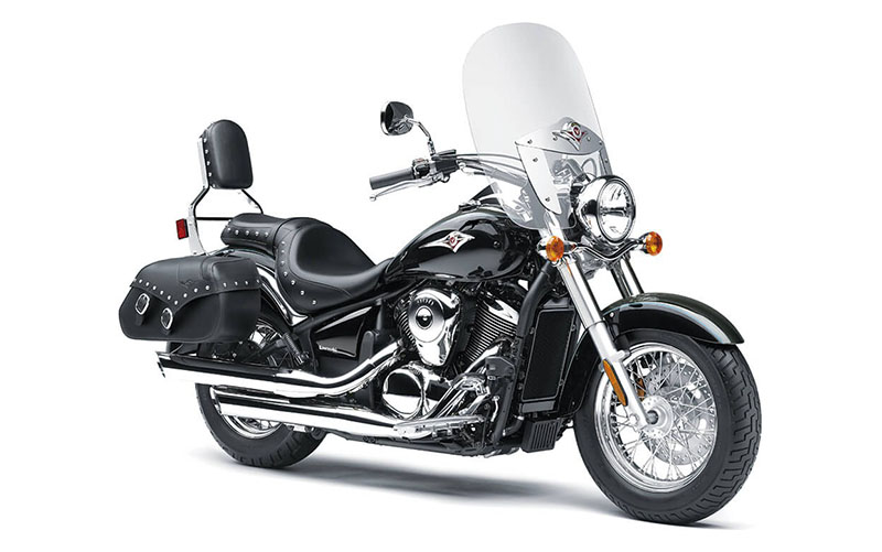 2021 Kawasaki Vulcan 900 Classic LT in New Haven, Connecticut - Photo 3