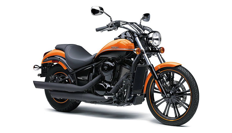 2021 Kawasaki Vulcan 900 Custom in Woonsocket, Rhode Island - Photo 3