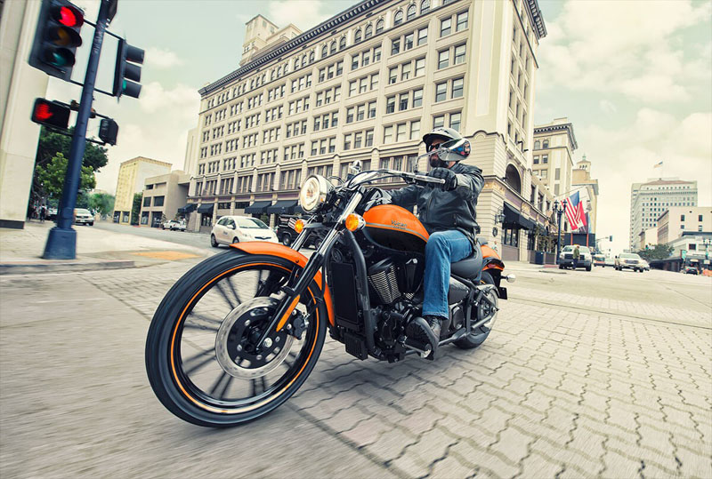 2021 Kawasaki Vulcan 900 Custom in Bellevue, Washington - Photo 4