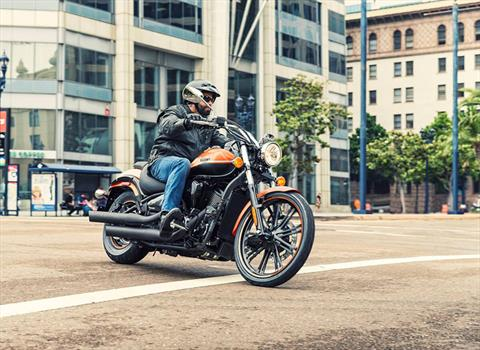 2021 Kawasaki Vulcan 900 Custom in Bellevue, Washington - Photo 5