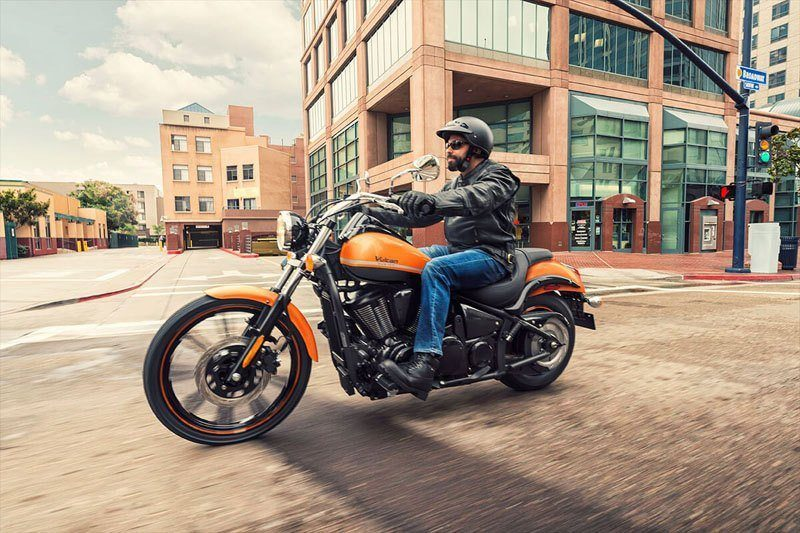 2021 Kawasaki Vulcan 900 Custom in Oklahoma City, Oklahoma - Photo 8
