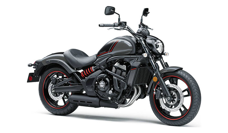 2021 Kawasaki Vulcan S ABS in West Monroe, Louisiana - Photo 3
