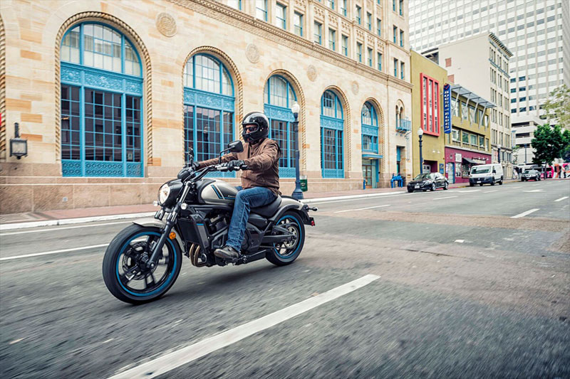 2021 Kawasaki Vulcan S ABS in Canton, Ohio - Photo 4