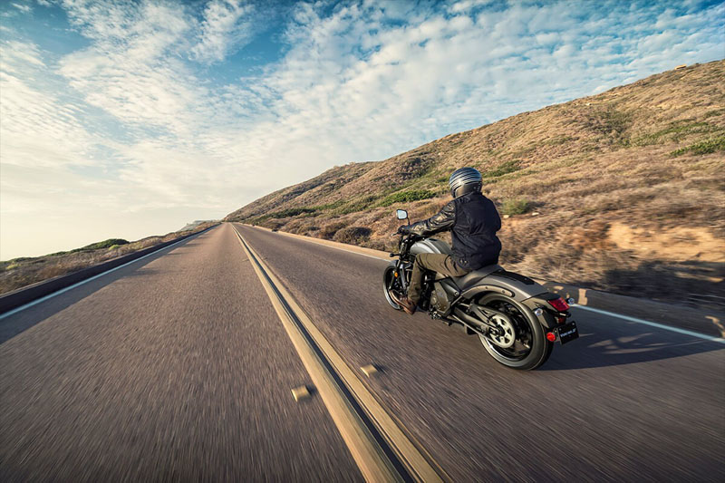 2021 Kawasaki Vulcan S ABS Café in Merced, California - Photo 4