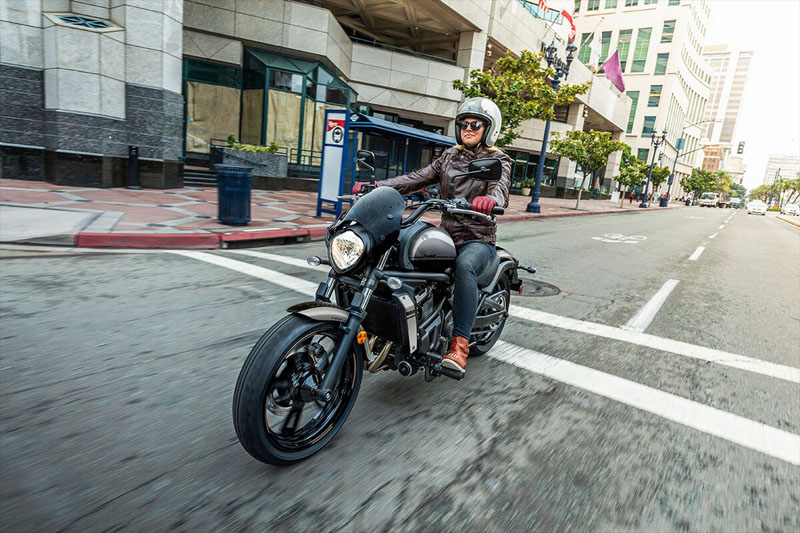 2021 Kawasaki Vulcan S ABS Café in Merced, California - Photo 5