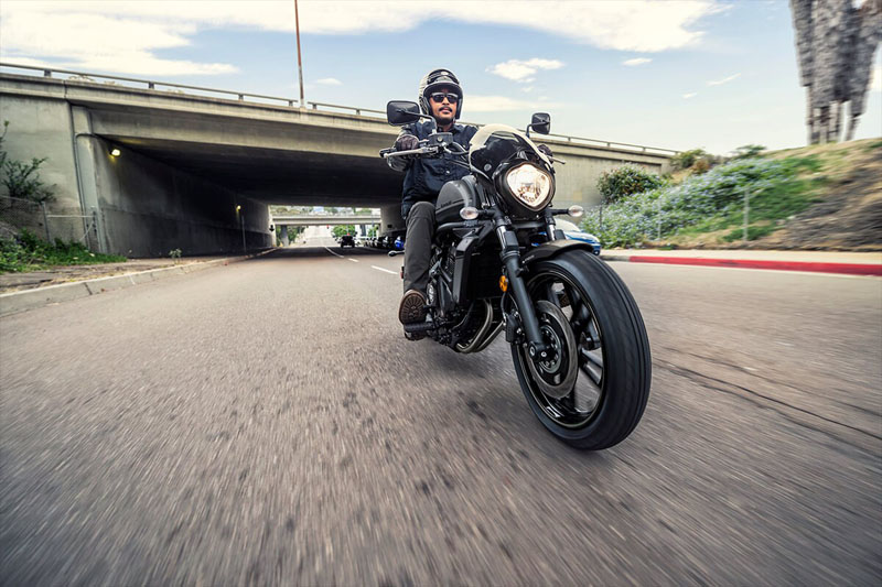 2021 Kawasaki Vulcan S ABS Café in Zephyrhills, Florida - Photo 6