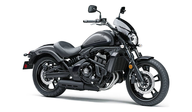 2021 Kawasaki Vulcan S ABS Café in Marlboro, New York - Photo 3