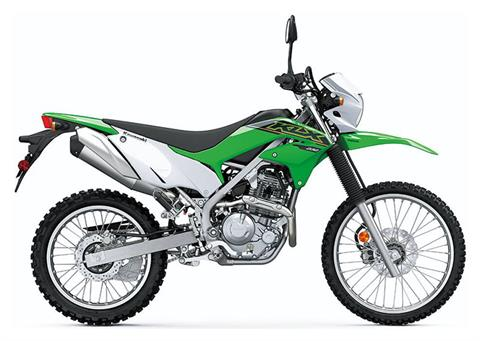 2021 Kawasaki KLX 230 in Ukiah, California