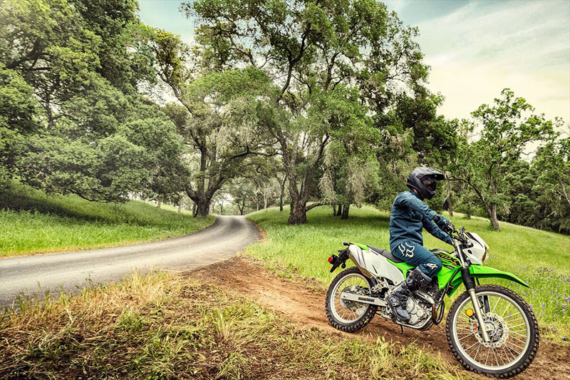 2021 Kawasaki KLX 230 in Asheville, North Carolina - Photo 9